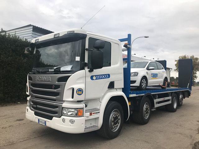 Nuovo camion Scania P450 Euro 6